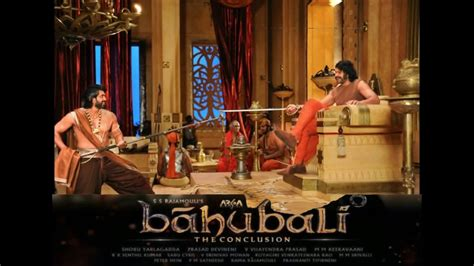 Bahubali 2 The Conclusion 2016 ||official Trailer || {2016