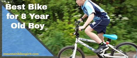 Best Bike for 8 Year Old Boy – Buying Guide