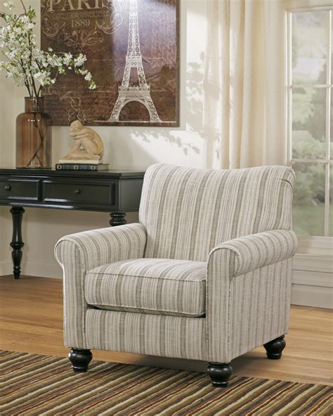 milari linen accent chair  ashley furniture turners