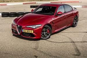 Alfa Romeo Giula : driven alfa romeo giulia quadrifoglio ~ Medecine-chirurgie-esthetiques.com Avis de Voitures