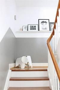 Holztreppe Streichen Welche Farbe : die besten 17 ideen zu flur farbe auf pinterest flur ~ Michelbontemps.com Haus und Dekorationen