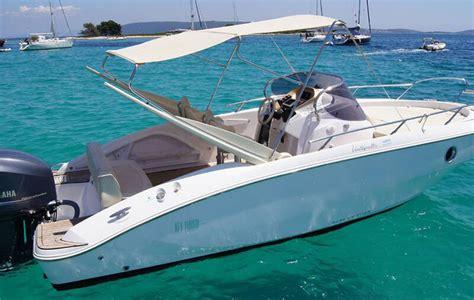 Key Largo Boat Rental by Sessa Marine Key Largo 24 Rent A Boat Zadar Boats