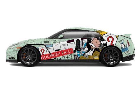 Modifikasi Mclaren 570s by Stiker Grafis Cara Praktis Dongkrak Tilan Mobil