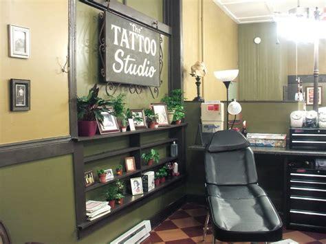 Shop Interior  Poppycock Tattoo Yelp