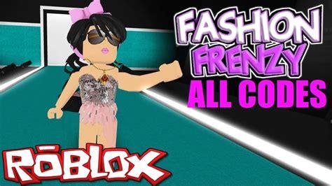 Roblox All Fashion Famous Codes! Doovi