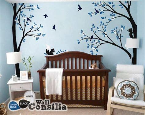 Babyzimmer Wandgestaltung Baum by Best 25 Tree Wall Decals Ideas On Tree Decals