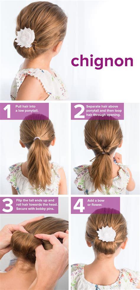 fast easy cute hairstyles  girls en  idees de