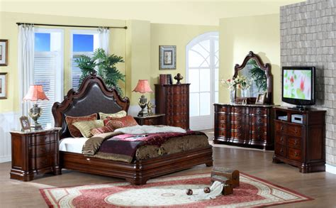 classic bedroom set mf  traditional bedroom