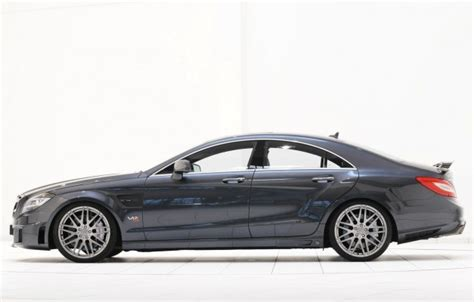 Mercedes Cls 63 Amg Prepared By Brabus
