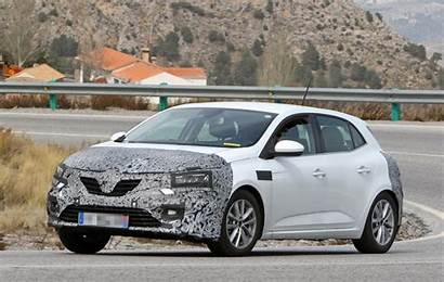 Megane Renault Facelift Spy Wallpapers Carscoops Une