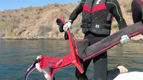sky ski air chair tips handling from water to boat best hydrofoil water ski tricks