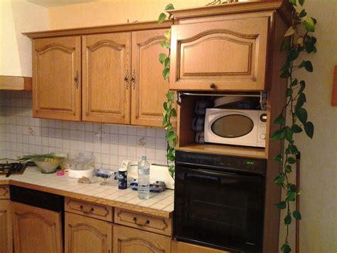 comment peindre une cuisine cheap gallery of peinture meuble cuisine collection et