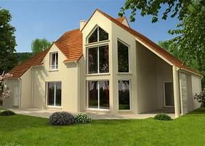 modele et plans bd vaisseau du constructeur belles demeures With plan de belle maison