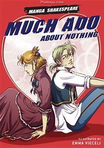 Manga Shakespeare: Much Ado About Nothing [Manga] Manga ...