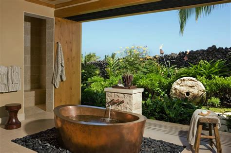 Outdoors Bathroom :  Top 20 Stunning Outdoor Bathrooms (part 1