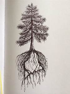 Pine Tree State tattoo design by ramble-inthe-roots ...