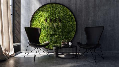 wooden panel walls 25 steps to create a diy moss wall garden
