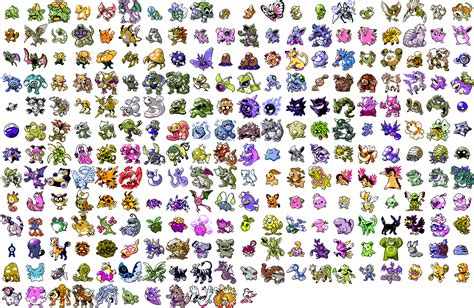 All Pokemon Hd Wallpaper