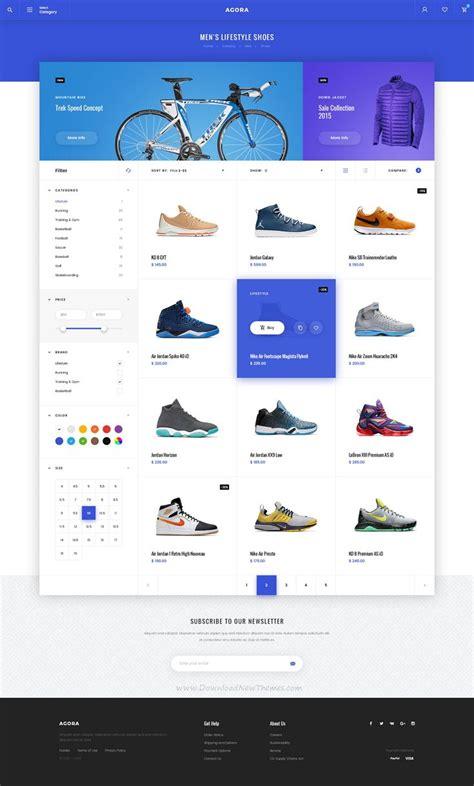 ecommerce web design best 25 ecommerce web design ideas on