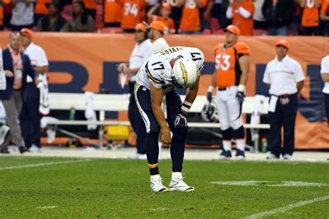 San Diego Chargers Declined In Denver Versus