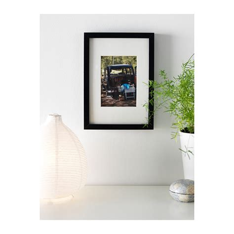 ribba ikea ikea ribba frame ph neutral mount will not discolour the picture