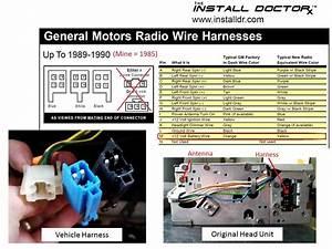 1985 G30 Stereo Install - Chevrolet Forum