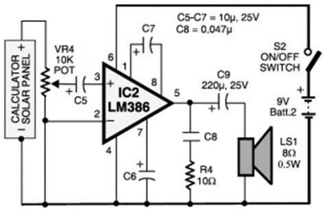 Audio Mixers Balanced Mixer Circuit Consisting