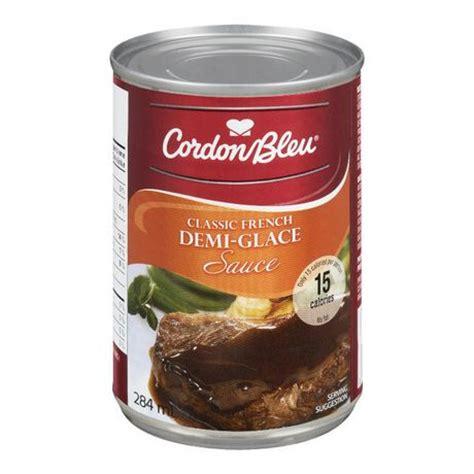 demi glace sauce cordon bleu demi glace sauce walmart ca