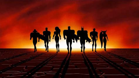 Justice League Animated Wallpaper - batman v superman 11 tv series to help you dig deeper