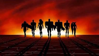 Justice League Series Superman Batman Animated Tv