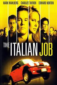 The Italian Job Font