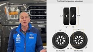 2021 F-150 Tire and Rim upgrade video (with and without ...