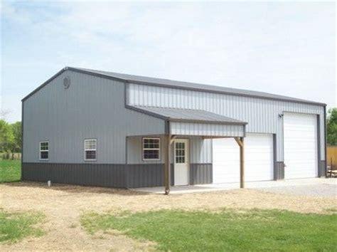30x40 pole barn edim barn construction ohio diy