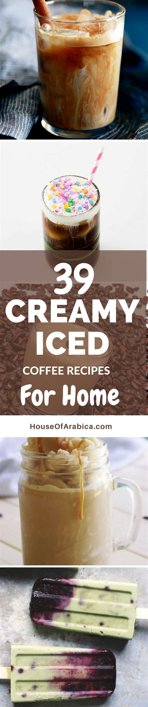 The worst thing about iced coffee is that it goes down so smooth and easy that our monthly starbucks expenditure rivals that of the electric bill with the ac these recipes are just as good as anything we'd get at a coffee shop, but they cost a fraction of the price to make. 39 Easy Creamy Iced Coffee Recipes For Exciting Summer - House Of Arabica | Coffee recipes ...