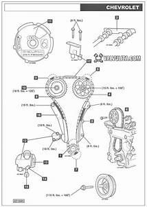 Como Poner A Tiempo Una Chevrolet Colorado 2005 Motor 3 5