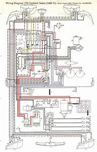 Vw Type 3 Wiring Diagrams In Vw Diagram In 2003 Vw Passat Wiring Diagram