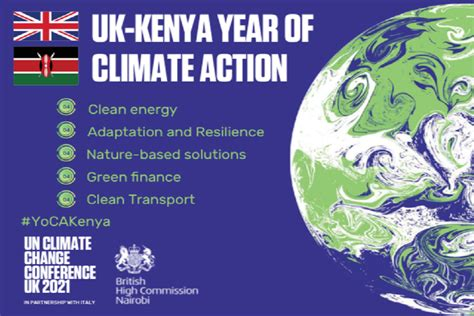 Uk Doubles Up Efforts To Tackle Climate Change In Kenya