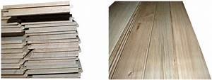 Lames Parquet Bois : lames de parquet en bois pour plancher ~ Premium-room.com Idées de Décoration