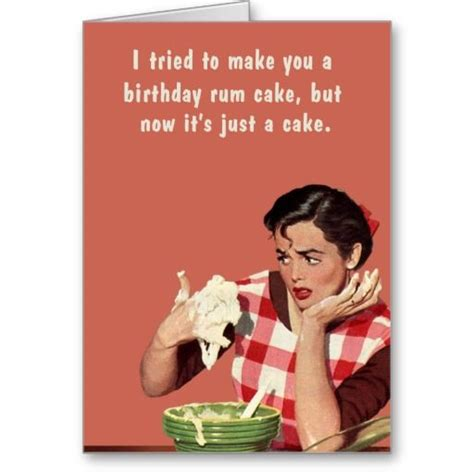Funny Birthday Blunt Cards