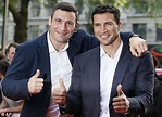 Wladimir Klitschko 2018: Fiancée, net worth, tattoos ...