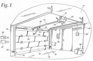 Wiring Diagram Chamberlain Garage Door Opener