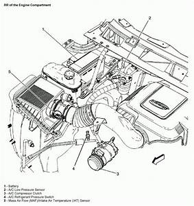 2007 Tahoe Engine Diagram