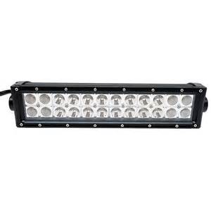 Led Bar Lights by 12 Quot Double Row 72w Cree Led Light Bar Led Light Bar