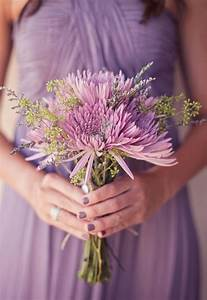 bouquets, green, lavender, mauve, plum, romantic , spider ...