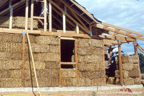 Haus Aus Strohballen by Straw Bale Home Construction