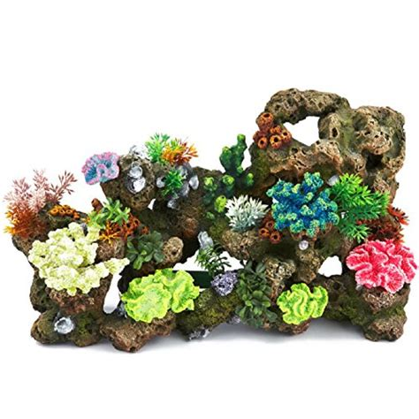 fish tank bubbler ornament decorations creaturetopia
