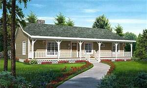small bedroom styles economical ranch style house plans With ranch home designs with porches