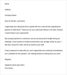 resume thank you letter for nursing sle thank you letter after 15 free documents in word pdf