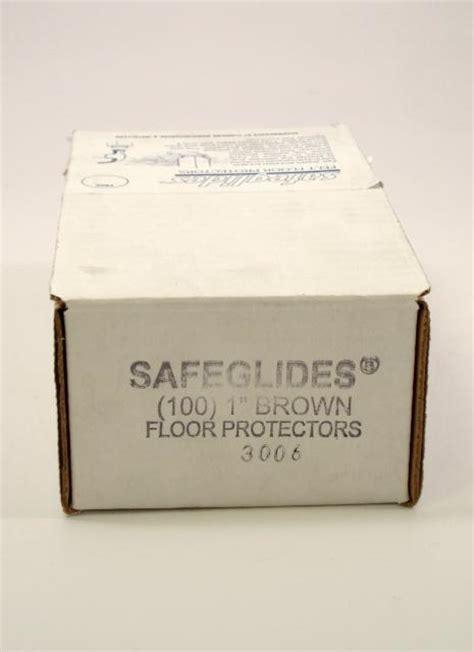 Glitsa   Tap  Safeglides Felt Floor Protectors