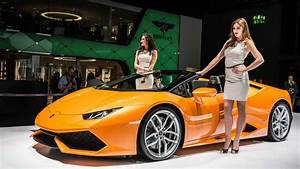 Open Season  Lamborghini U0026 39 S 602bhp Huracan Spyder Has